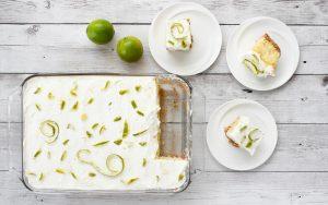 low-FODMAP Lime Cake