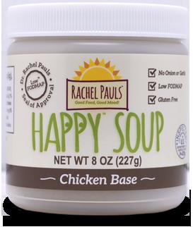 Nourishing Low Fodmap Chicken Soup With Low Fodmap Matzo