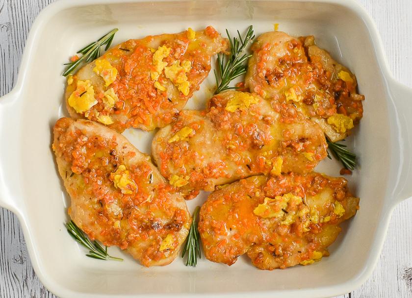 Elegant Low Fodmap Lemon Cinnamon Chicken Gluten Free Dairy Free Rachel Pauls Food