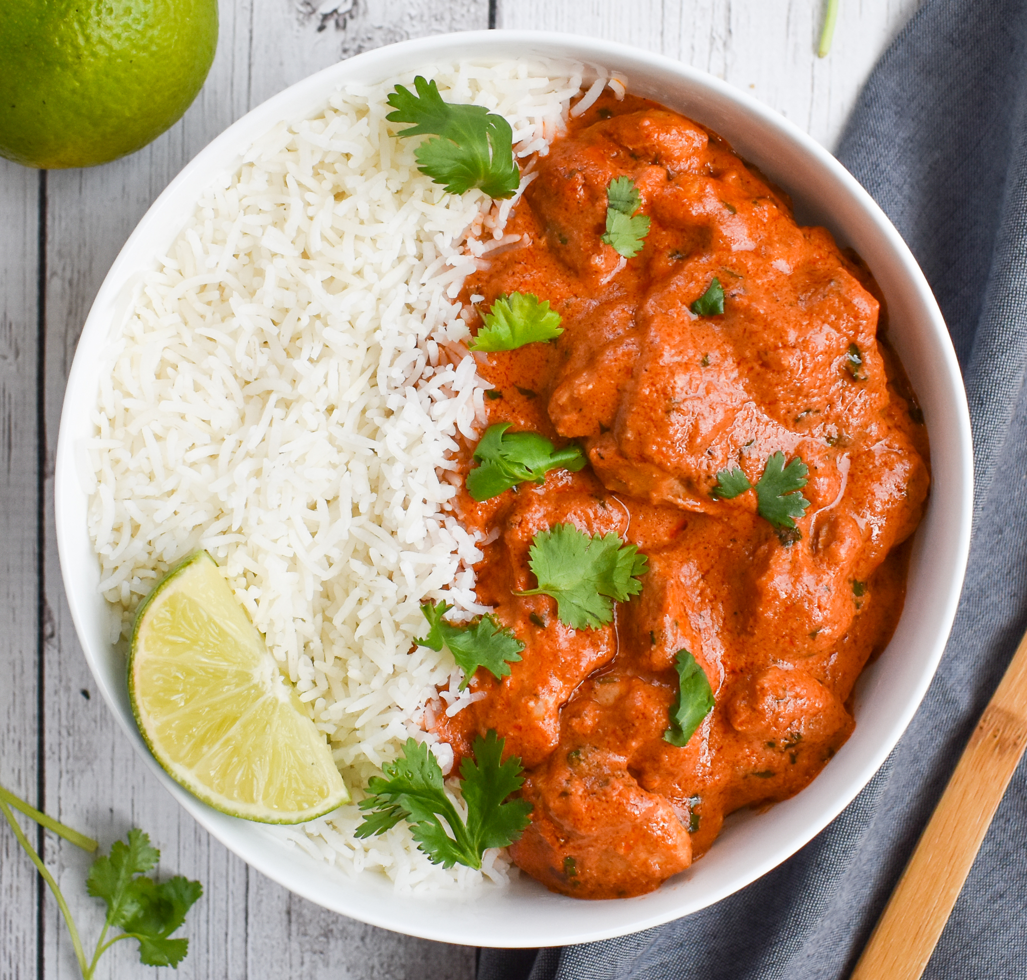Dr Rachel S Favorite Low Fodmap Chicken Tikka Masala Recipe Gluten Free Rachel Pauls Food
