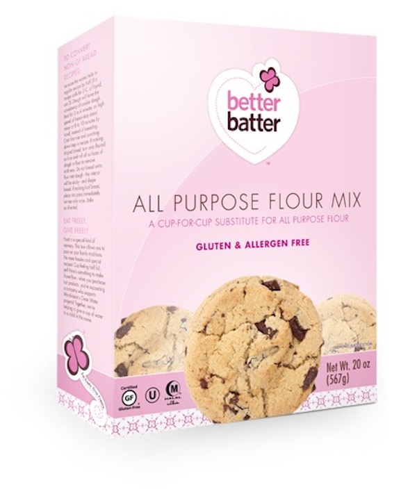 low-FODMAP gluten-free flour bake-off