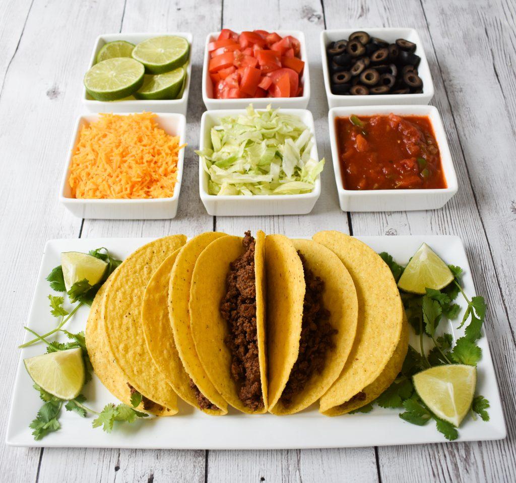 The Best Low-FODMAP Taco Recipe; Gluten-free | Rachel ...