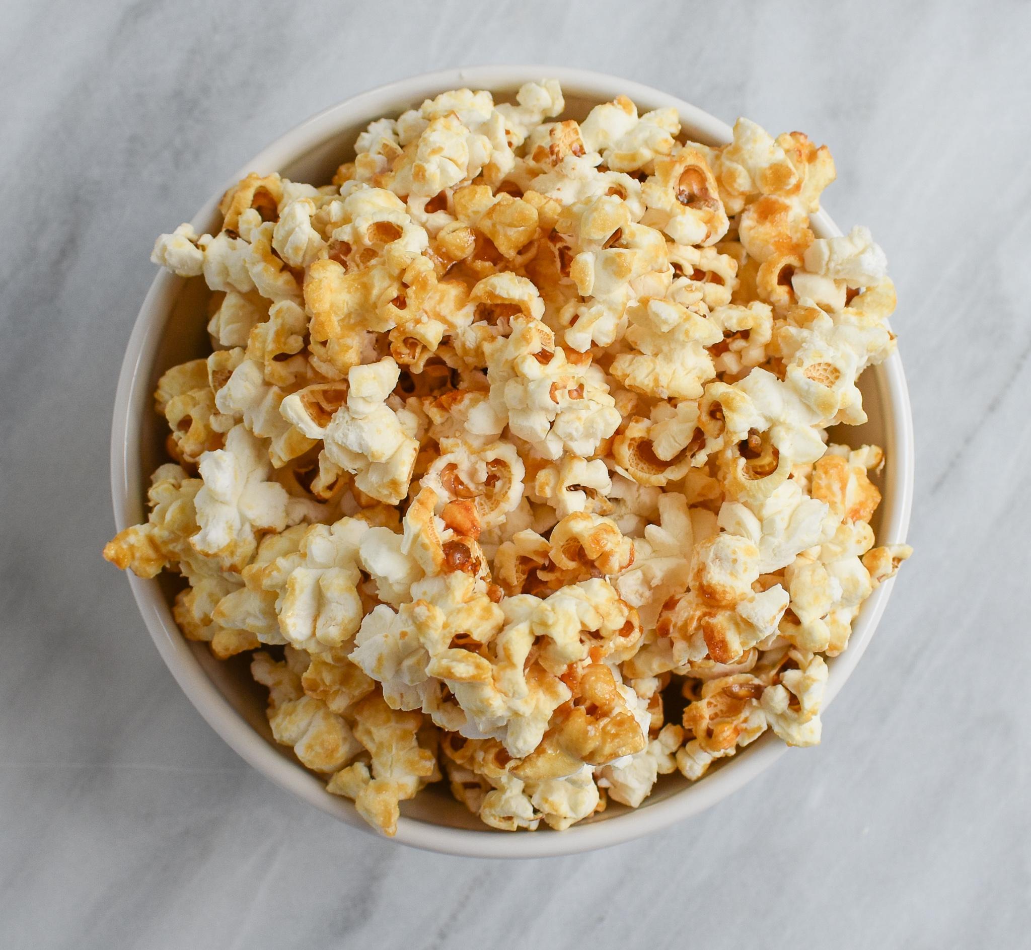 is popcorn ok on fodmap diet