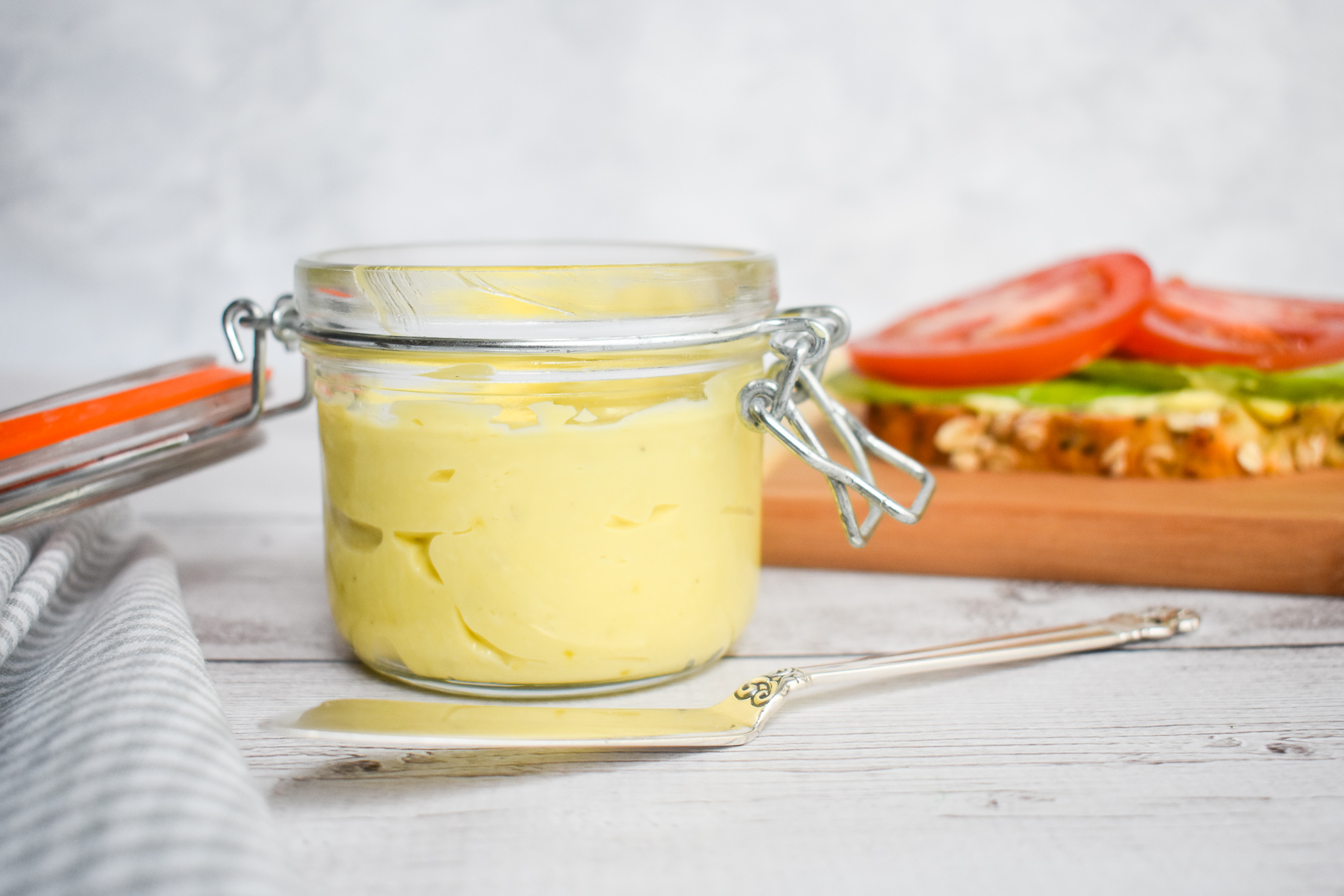 is mayonnaise allowed on a low fodmap diet