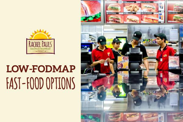 fast food fodmap diet