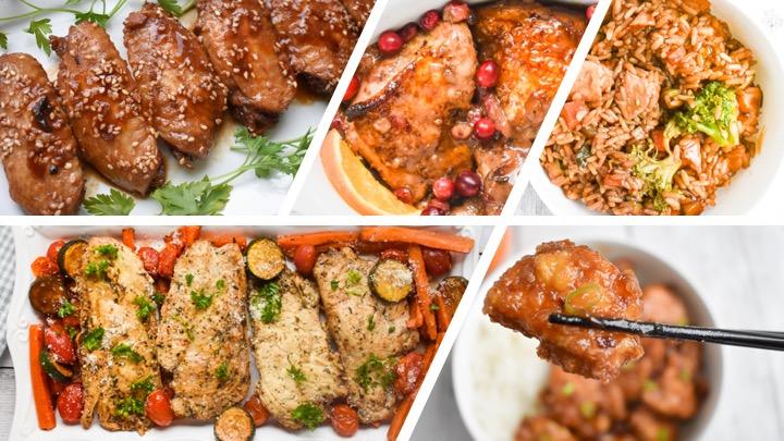 Dr Rachel S Best Low Fodmap Chicken Recipes Gluten Free Rachel